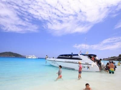 Similan Island - One Day Tour