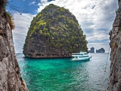 11 Island (James Bond - Phi Phi - Krabi)