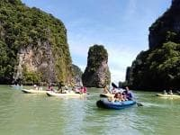 4-in-1 James Bond Island Tour