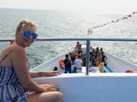 Full Day Phi Phi Island Tour by Royal Jet Cruiser (Sightseeing With Speed Boat)