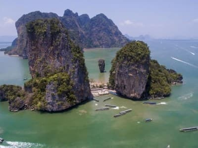 James Bond Island By Speed Boat Day trip