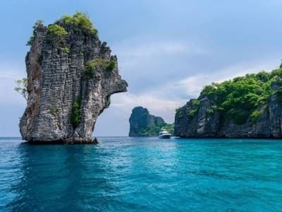 Koh Rok & Haa One Day Trip ( Love andaman )