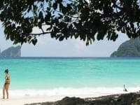 Full Day Phi Phi Island Tour by Royal Jet Cruiser